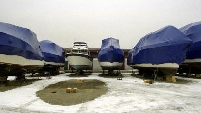 Wilt u uw boot stallen of niet?